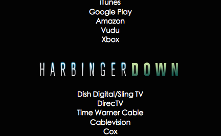 Harbinger Down invades America!