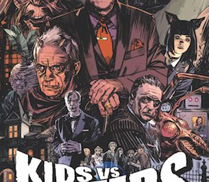 Own Kids vs Monsters on DVD 8/23!