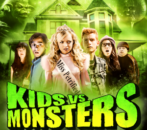 Kids vs Monsters Release!