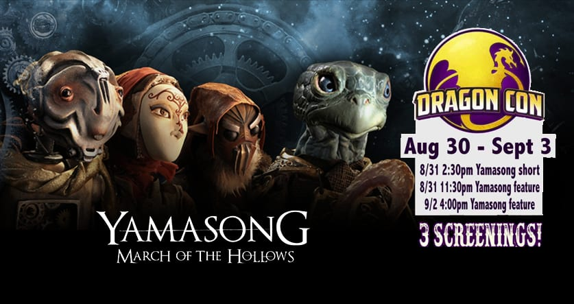yamasong at dragoncon 2018