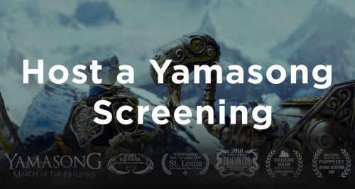 Host a Yamasong Screening Near You!